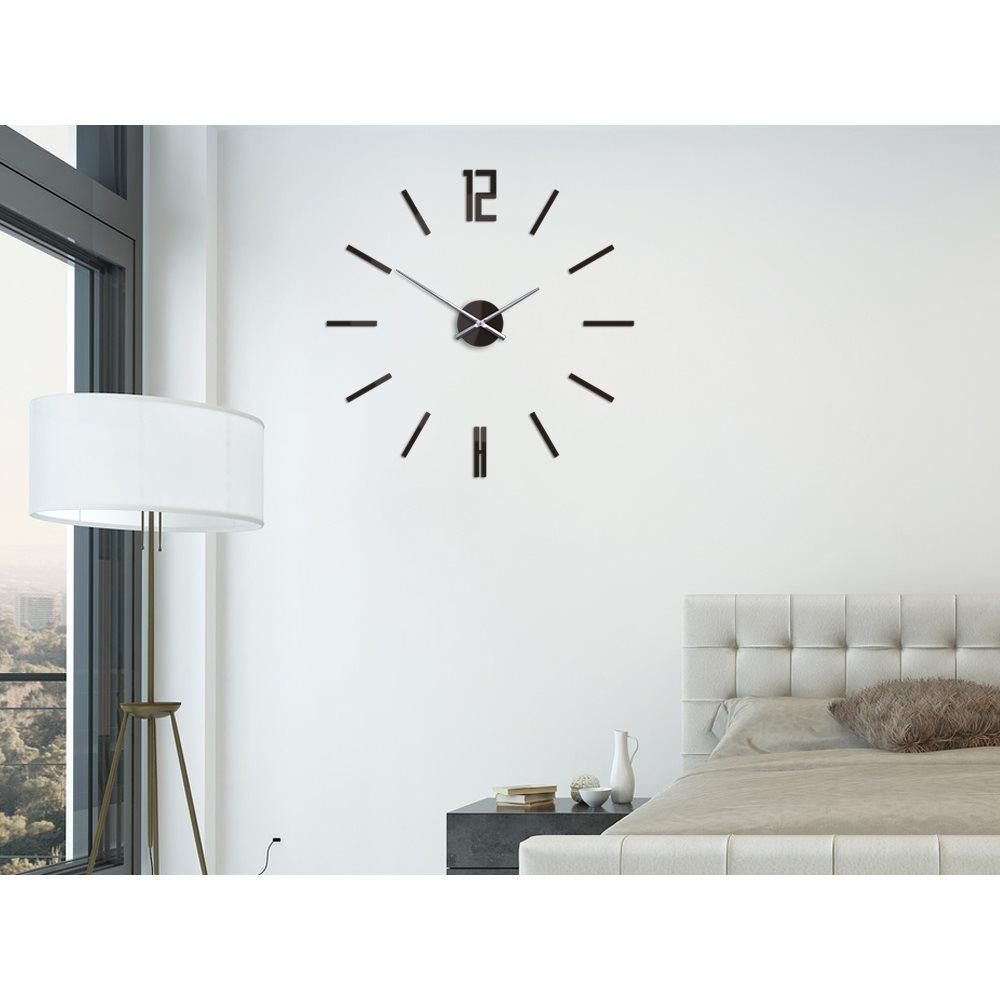 Zegar ścienny Carlo Wenge