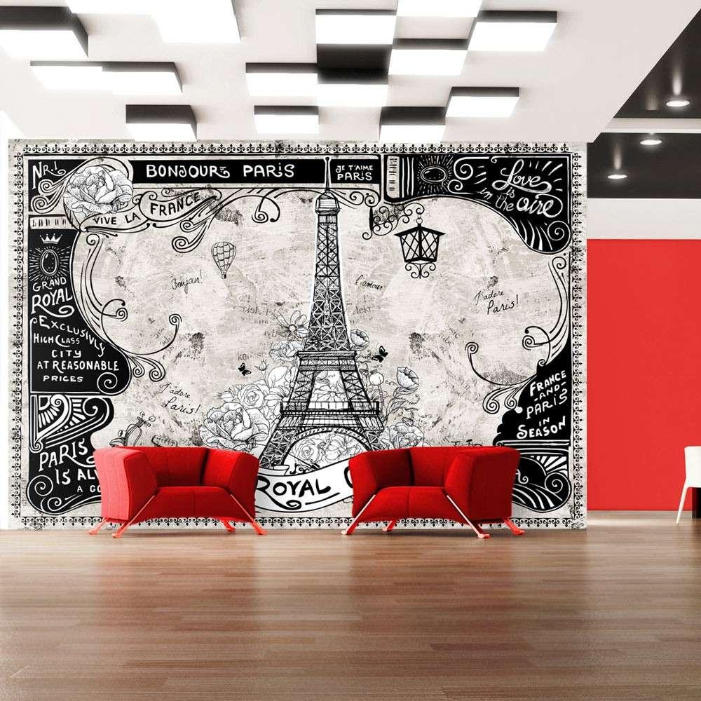 Fototapeta  Bonjour Paris