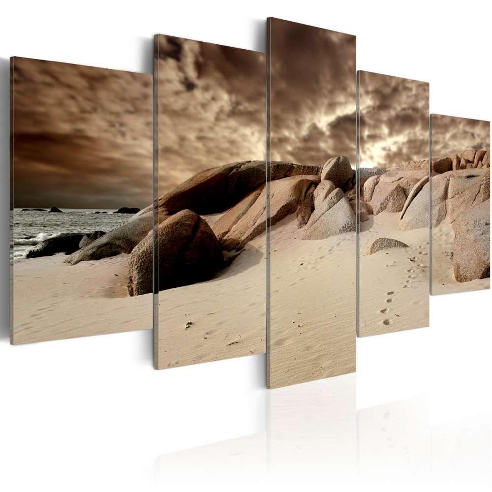 Obraz  Chmury piasku