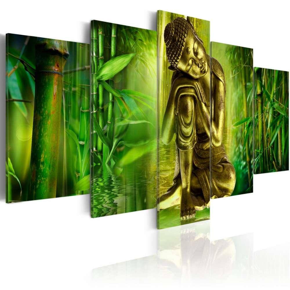 Obraz  Młody Budda
