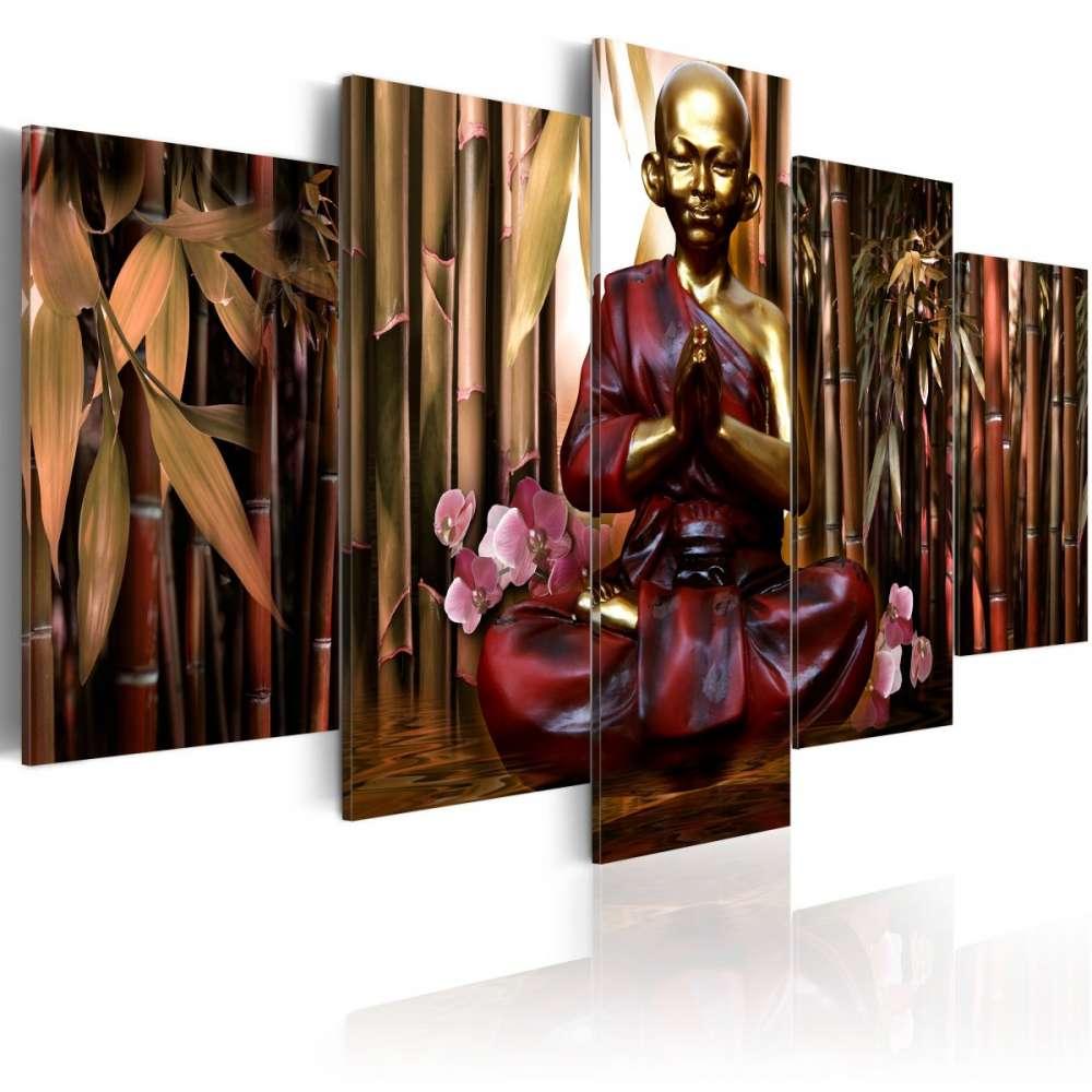 Obraz  Bamboo temple