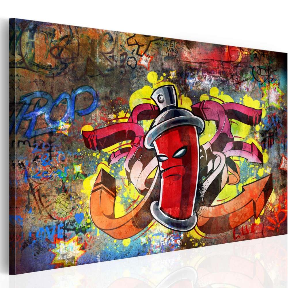 Obraz  Graffiti master