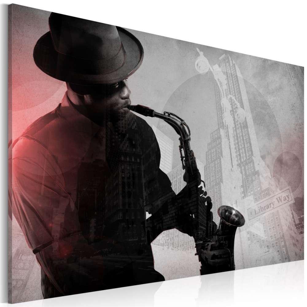 Obraz  Urban Jazz