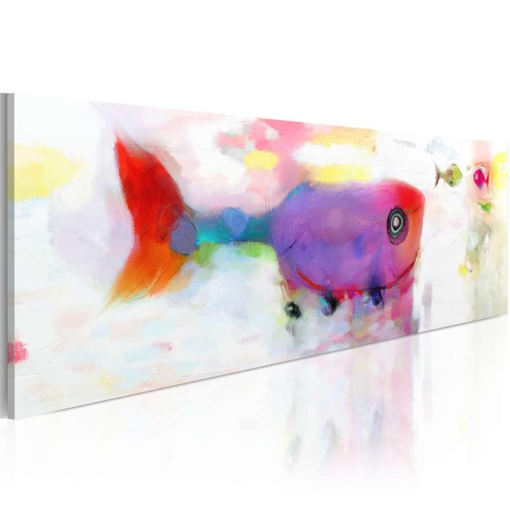 Obraz  Rybki z morskich głębin