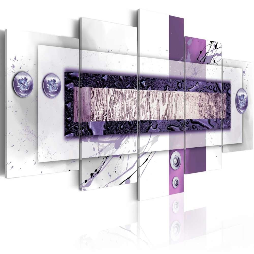 Obraz  Balans fioletu