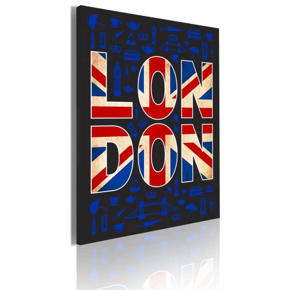 Obraz  All about London