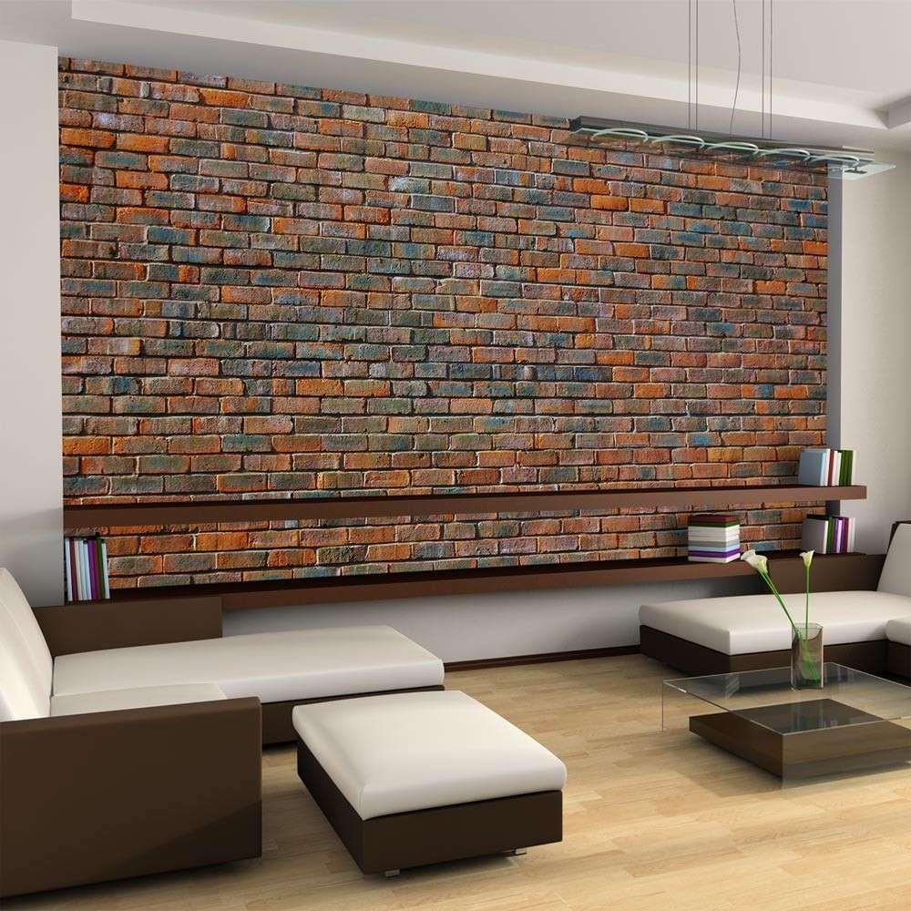 Fototapeta XXL  Ściana z cegły